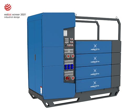 Xelectrix Power Box Pro storage